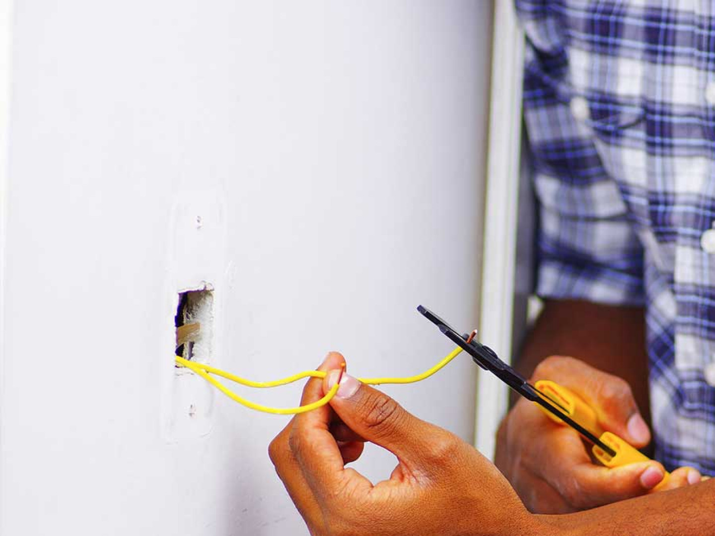 Let us handle the electrical services you need